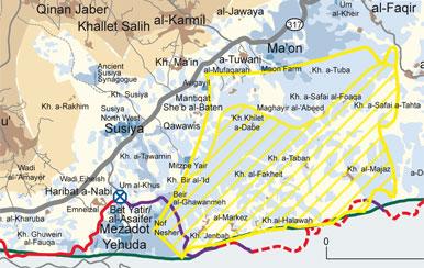 Maps | B\'Tselem
