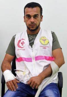 Mahmoud Abd Al Ati Photo By Khaled Azayzeh BTselem 3 June 2018