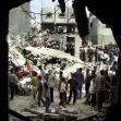"""<p>[6930] 23.7.0 הבניין שבו שהו סלאח שחאדה, בני משפחתו ושומרי ראשו, בעת שהופצץ ממטוס של צה""""ל. בהפצצה נהרגו 15 פלסטינים, בהם 8 ילדים.</p><p>תצלום: סוהייב סאלם, רויטרס</p>"""
