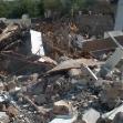 """<p>[3868] 21.3.0 הריסות ביתו של חמדאן מוחמד עבדו אבו כמיל באזור אל-מור'ראקה, מדרום להתנחלות נצרים. הבית הוא אחד משלושה בתים סמוכים זה לזה שהרס צה""""ל ב-19.3.2004.</p><p>תצלום: מאזן אל-מג'דלאוי, בצלם</p>"""