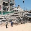 """<p>[4691] 17.6.0 הריסות ביתו של סלמאן חאג'י בשכונת א-זייתון, רצועת עזה. צה""""ל הרס את הבית ב-12.5.2004.</p><p>תצלום: מאזן אל-מג'דלאוי, בצלם</p>"""