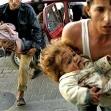 <p>[7525] 10.4.0 פלסטינים מפנים פעוטות שנפצעו בהפגזה הישראלית בבית לאהיה שבצפון רצועת עזה, 10.4.2006</p><p>תצלום: מוחמד סאלם, רויטרס</p>