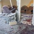 <p>[10650] 7.1. הכניסה לבית משפחת דיב, 11 מבני המשפחה נהרגו מפגז/טיל שנורה לעברם שעה שישבו בחצר, 6.1.09</p><p>תצלום: מוחמד סבאח, בצלם</p>