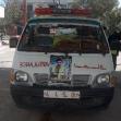 <p>[9315] 6.3. האמבולנס שבו נסע מחמוד זקות, איש צוות רפואי שנהרג ב-1.3.08 בעת שניסה לפנות פצועים באזור ג'בל אל-כאשף שממזרח לג'באליה. זקות נהרג מפגעית טיל שנורה ממסוק של חיל האוויר הישראלי. </p><p>תצלום: ח'אלד עזאייזה, בצלם</p>