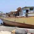 <p>[10078] 11.9.0 פגיעה בסירתו של הדייג מוחמד אל-הסי, על ידי ספינת חיל הים , מול נמל עזה, 10.9.08</p><p>תצלום: מוחמד סבאח, בצלם</p>