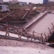 "<p>[54] 1.2. גשר שפוצץ על-ידי צה""ל, בבית חאנון שבצפון רצועת עזה.</p><p>תצלום: מאזן אל-מג'דלאוי, בצלם</p>"