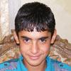 מוחמד א-זיר, בן 13. צילום: סוהא זייד