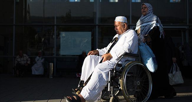 Erez Crossing. Photo by Amir Cohen, Reuters, 5 Oct. 2014