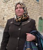 נבילה אל-ג'עברי, חברון. צילום: מנאל אל-ג'עברי, בצלם
