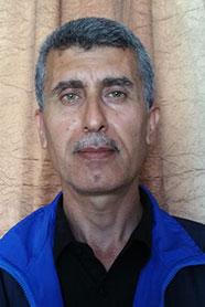 Khaled Mubarak. Photo: Khaled al-'Azayzeh, B'Tselem,