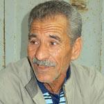 Fat'hi Saqer. Photo: Muhammad Sabah, 15 nov. 2013